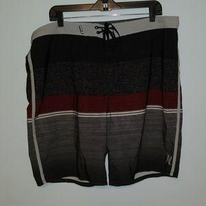 Hurley board shorts multi color